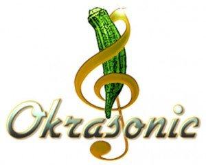 Okrasonic logo - simple