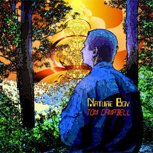 CD cover - Nature Boy